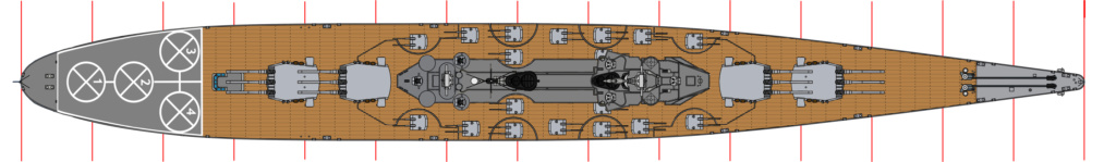 [Uchronie] USS Lake Michigan (base Iowa Trumpeter 1/200°) par hibikitokay Uss_la11