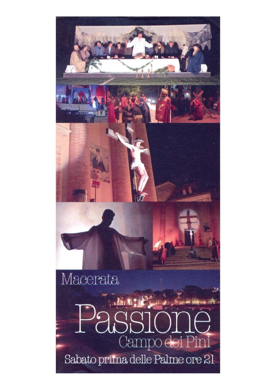Passione Nostro Signore 2019 Passio10