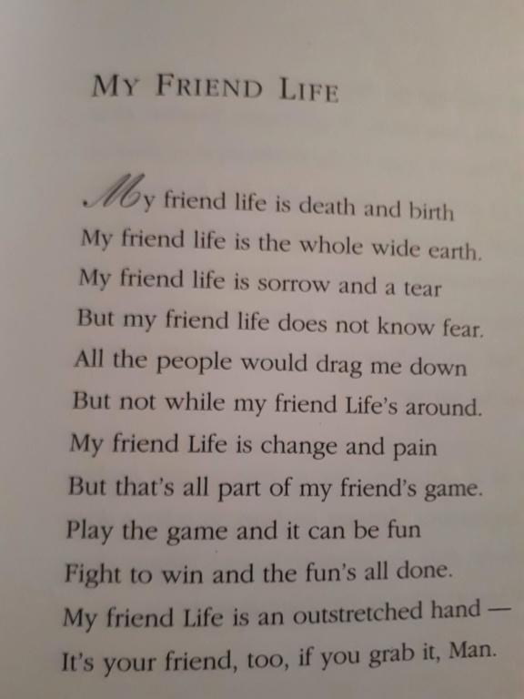 Votre lettre à la vie 20190413