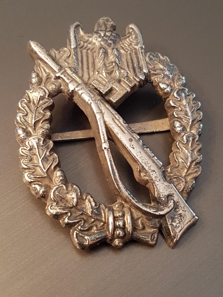 Infanterie Sturmabzeichen 20210820