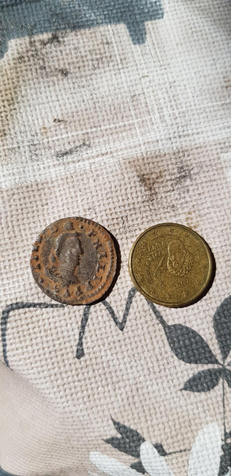 8 maravedis Felipe IV (Madrid 1661)  20190315