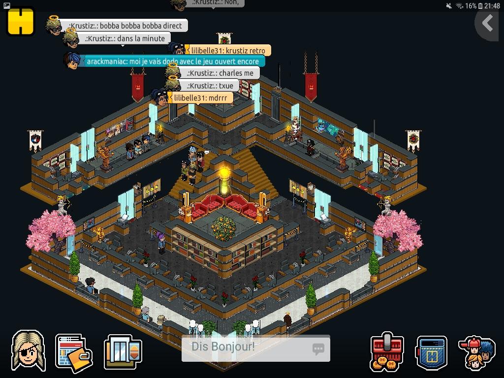 [G.N] Rapport d'activité de mili2 Screen37