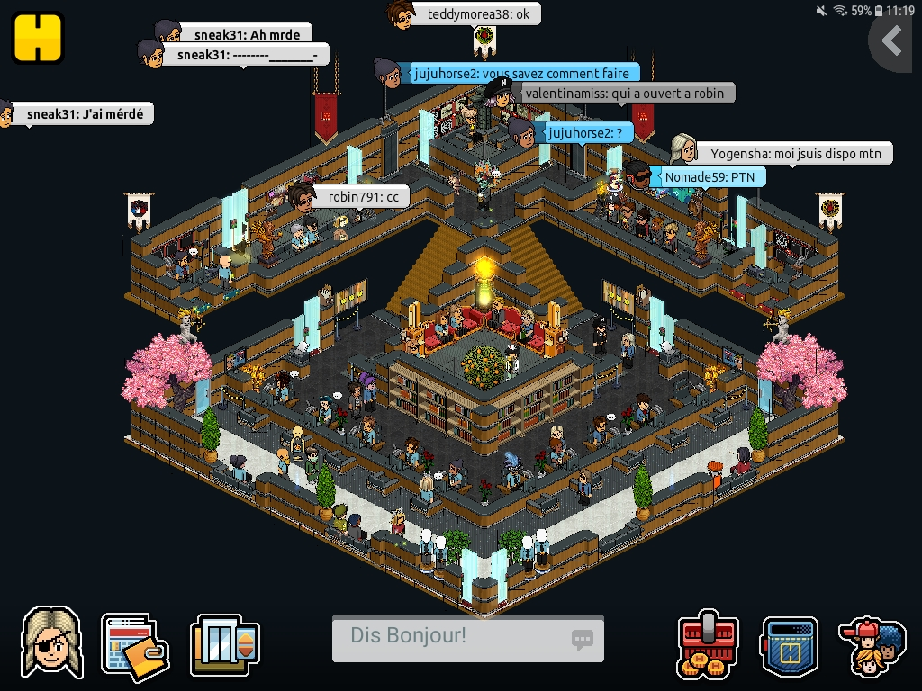 [G.N] Rapport d'activité de mili2 Screen43