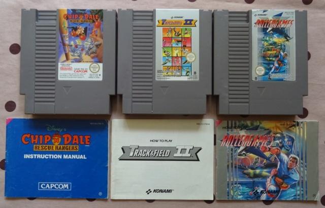 La petite collection de Jumpman... Dsc09615
