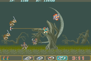 Nintendo Switch : L'arcade vintage pour tous !! - Page 4 Ninjas10