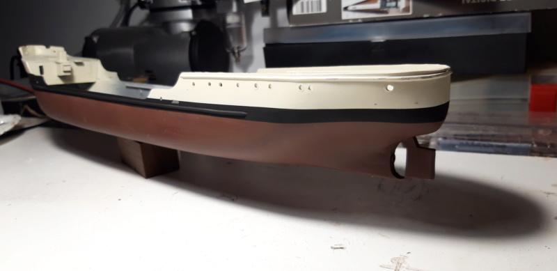 SHELL WELDER Coastal Tanker 1:130 de Gomix 01011