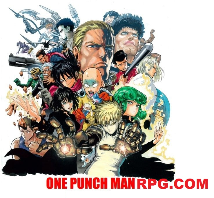 ONE PUNCH MAN RPG
