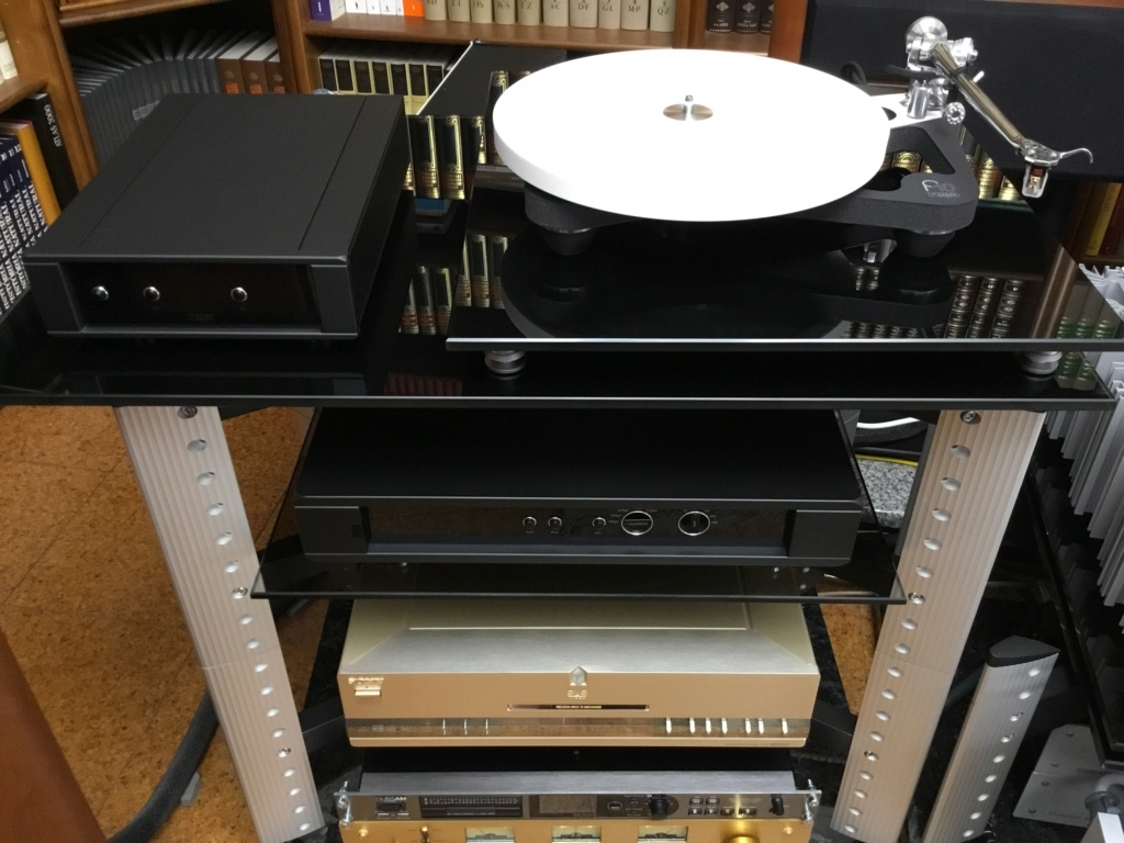 Rega Aura Reference mc Phono Stage - Unboxing 77e36610