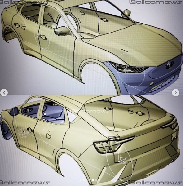 2020 - [Ford] Mustang Mach-E - Page 2 Captur12