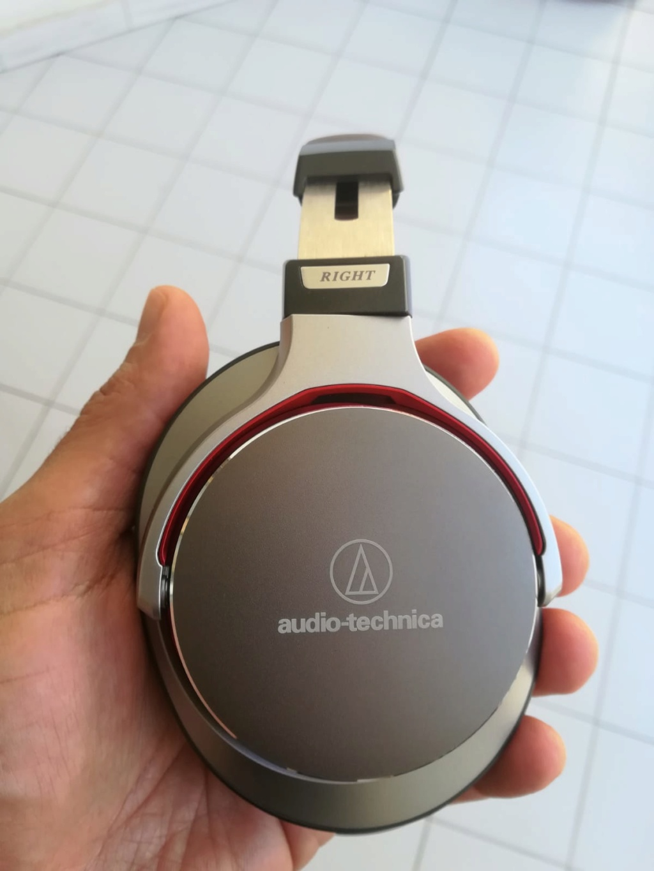 (BA-BT) Audio Technica ATH-MSR7 Index210