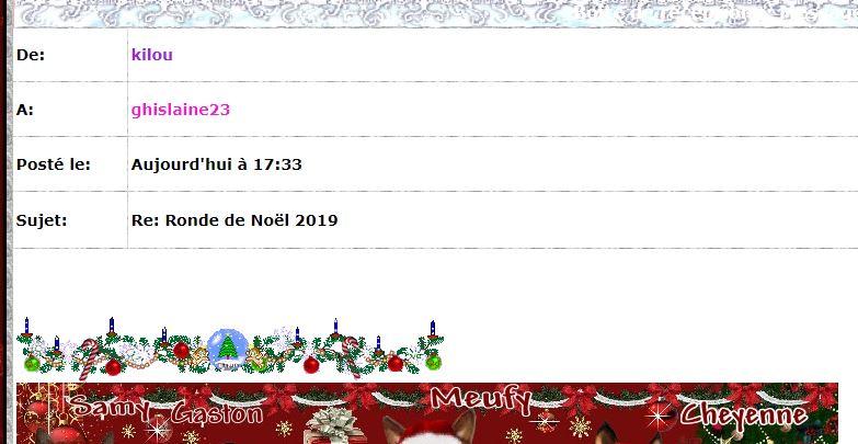 Ronde de Noël 2019 // Envoi et réception des colis   - Page 4 Captur23