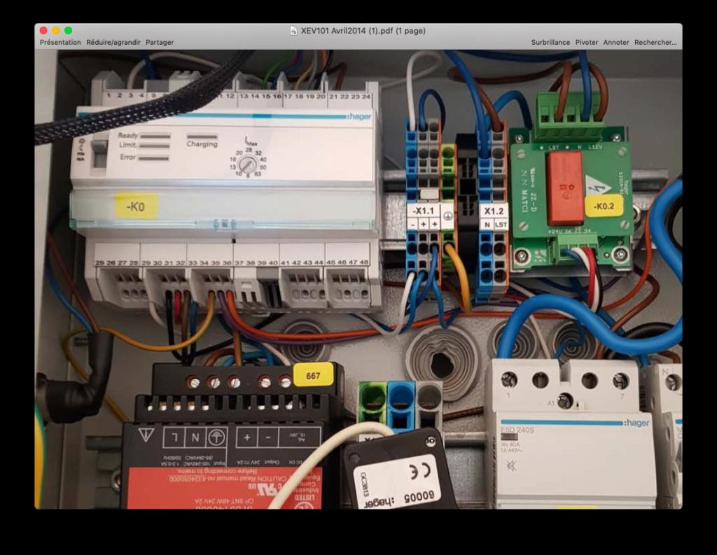 HP-HC sur XEV101 de 2014 Xev10110
