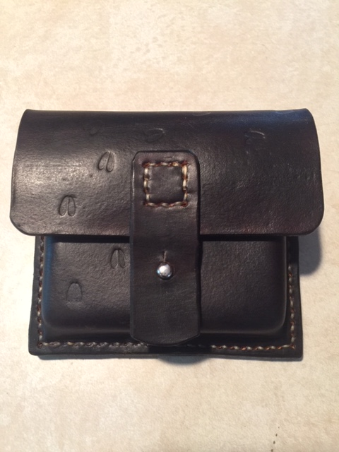 NICE MUZZLE LOADING BELT POUCH Pouch_10