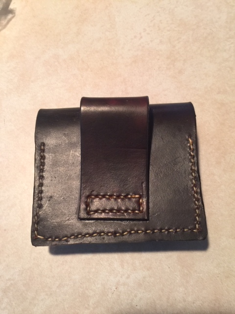 NICE MUZZLE LOADING BELT POUCH Pouch_12