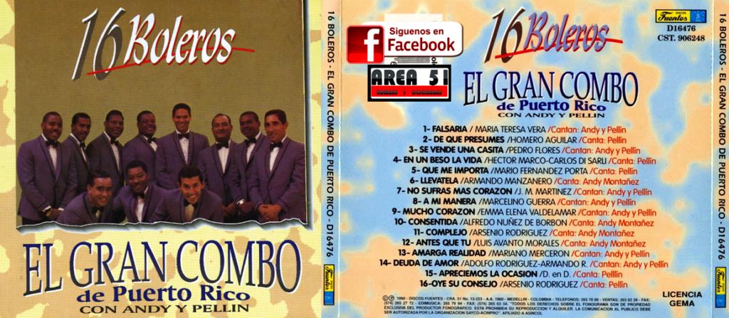 EL GRAN COMBO DE PUERTO RICO - ANDY & PELLIN (16 BOLEROS)(1996) El_gra10
