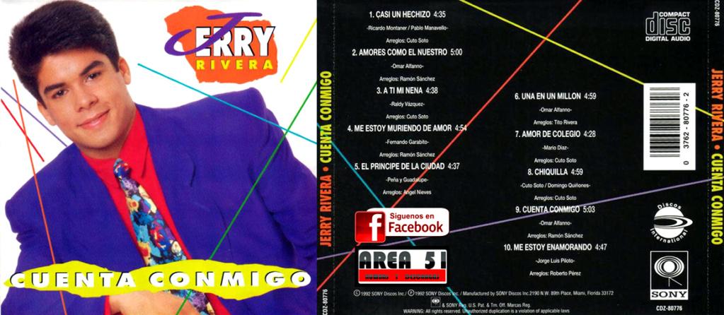JERRY RIVERA - CUENTA CONMIGO (1992) Jerry_10