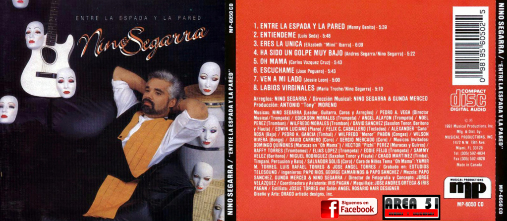 NINO SEGARRA - ENTRE LA ESPADA Y LA PARED (1991) Nino_s11