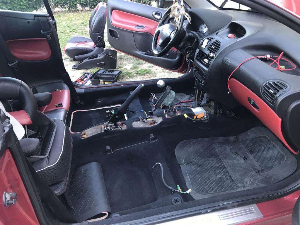 Problème cablage sièges chauffants 9005af10