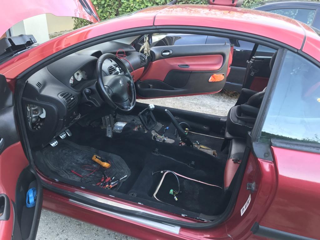 Problème cablage sièges chauffants 9185b110