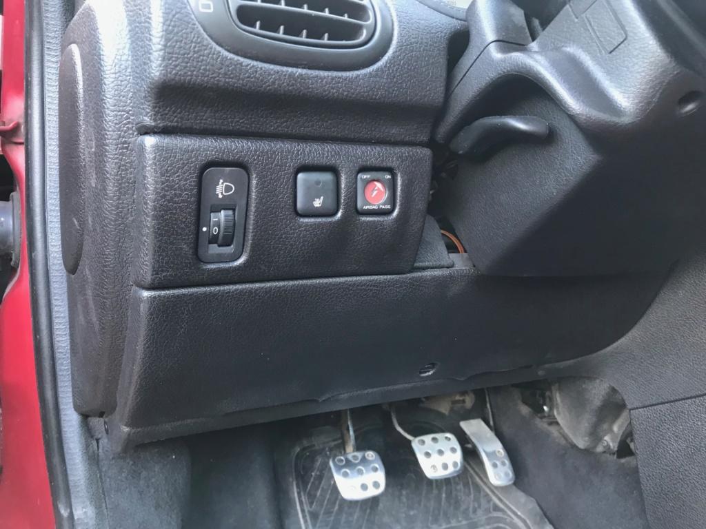 Problème cablage sièges chauffants Bouton10