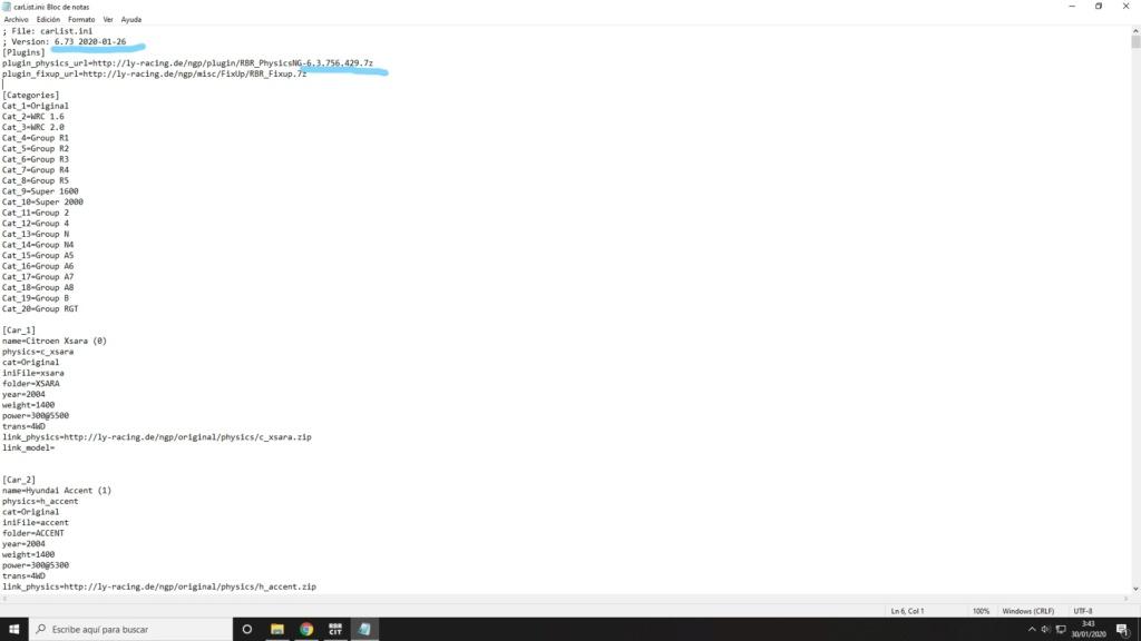 problema al actualizar a NGP 6.3 Captur10