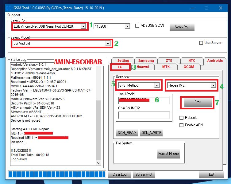 Reparar imxx lg k3 ls450v con gcpro by AMIN-ESCOBAR Sin_tz11