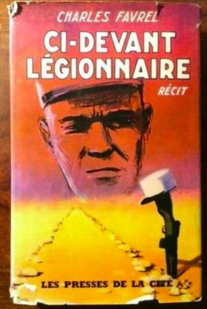 Couverture de livres - Légion - Aaaaaa25