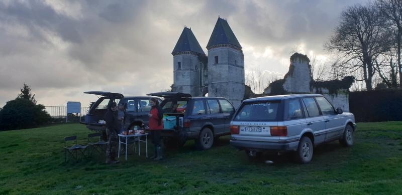 Retour photos de la rando 4x4 en baie de Somme  20200115