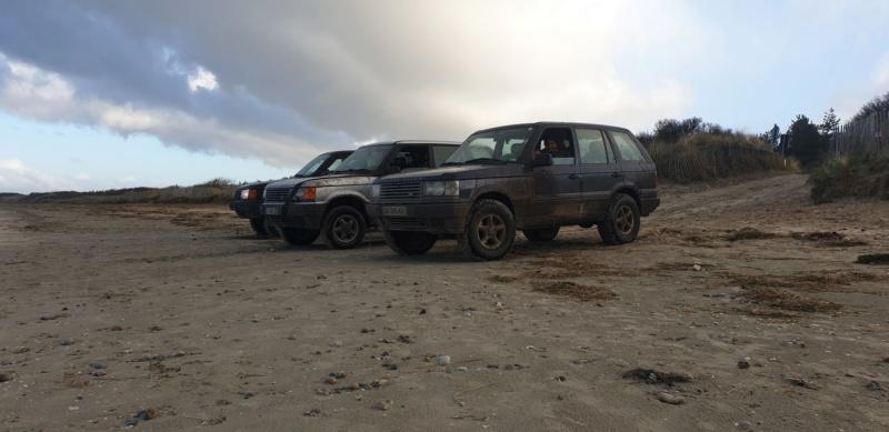 Retour photos de la rando 4x4 en baie de Somme  20200122