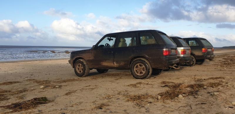 Retour photos de la rando 4x4 en baie de Somme  20200123