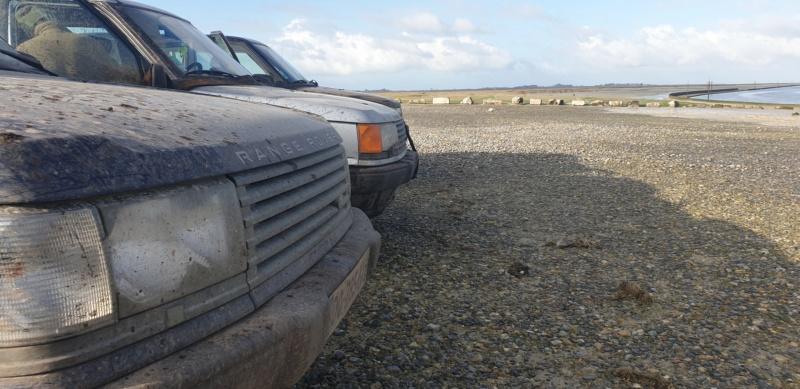 Retour photos de la rando 4x4 en baie de Somme  20200126