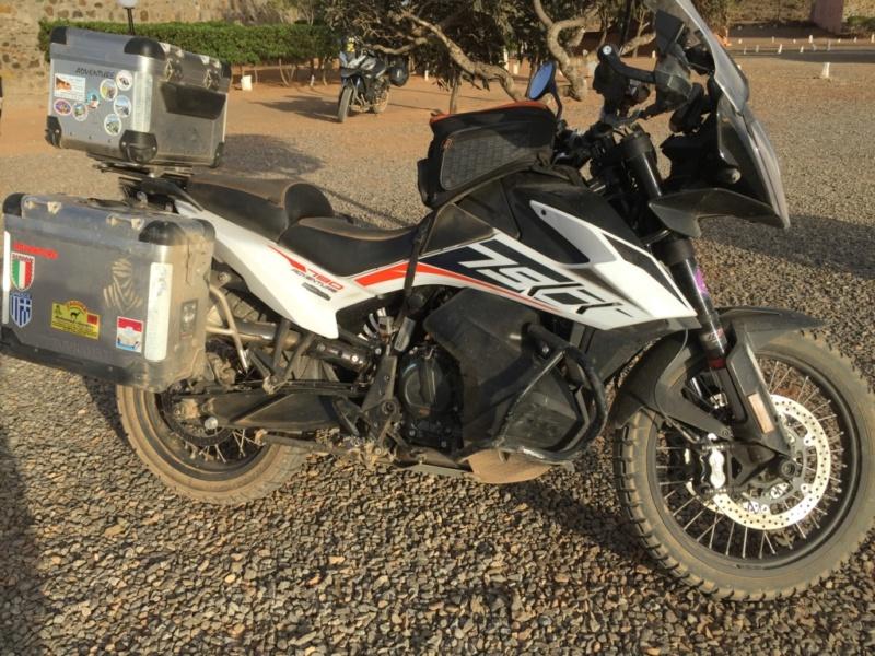 suspension 790 adventure S Img_3111