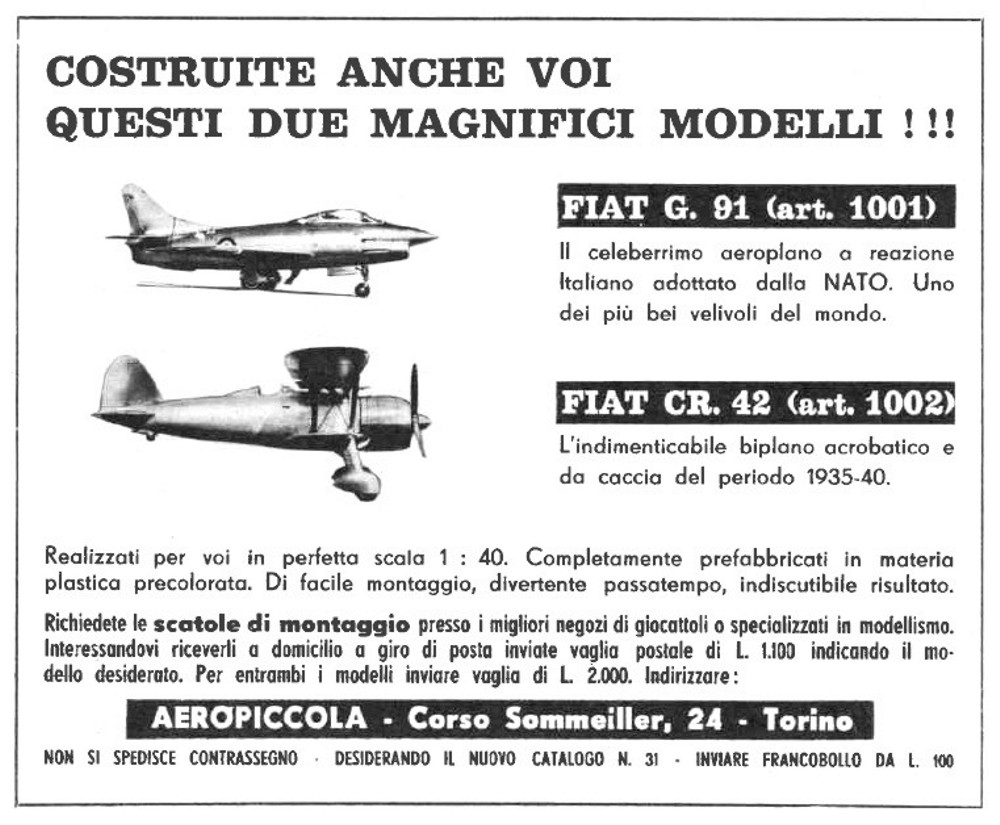 Montage chrono [HELLER BUZC0] FIAT G91 1/50ème Réf 304.250 - Page 3 111