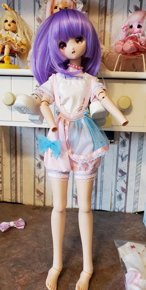 [Dollfie Dream] Outfits MDD sur DDP 11974010