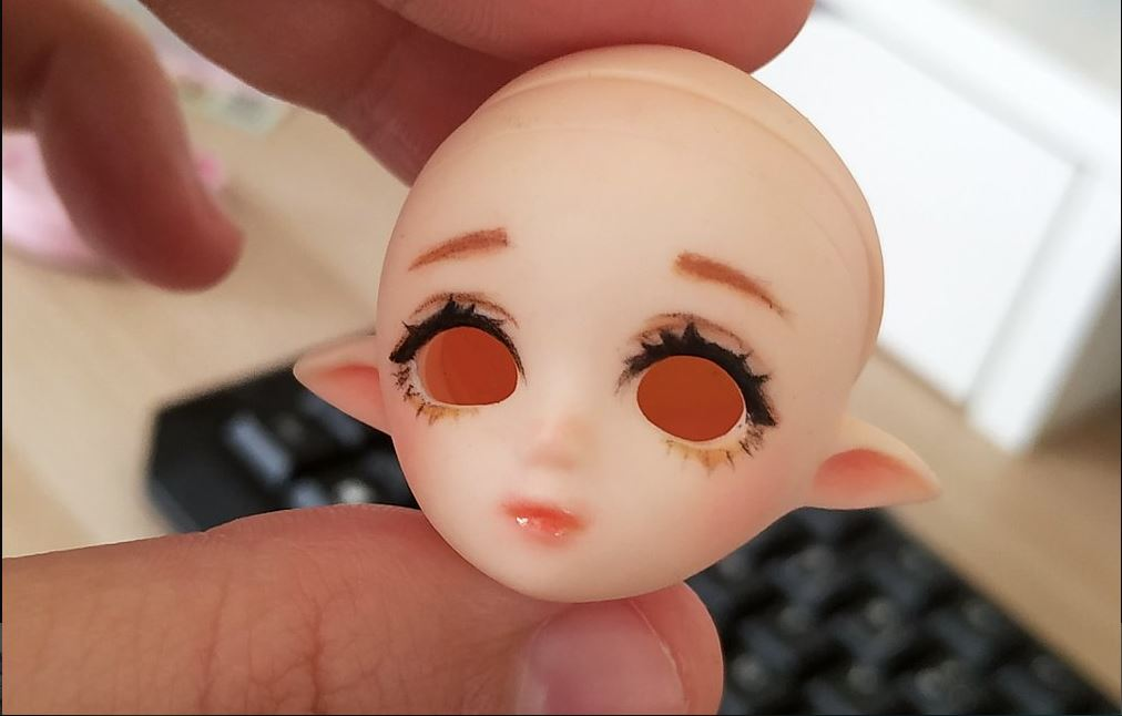 Les make-up de Mae ! Parabo10