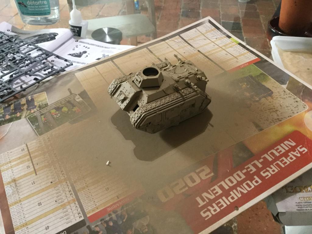 Test camouflage Véhicule 9d713510