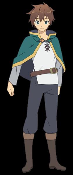 Kazuma vs Origa; Adventuring David vs Amazonian Goliath Kazuma11