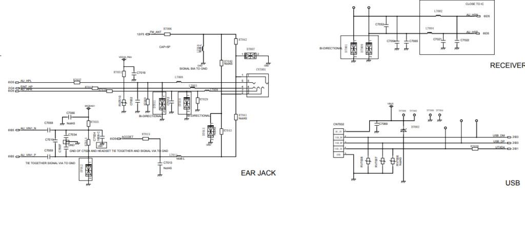 مخطط هاتف كوندور schematic diagram C8-PHS-601 C810