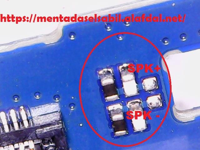 إصلاح عطل السماعة هاتف LG T585 SPEAKER WAYS JUMPER SOLUTION | LG T585 Wed_ap11
