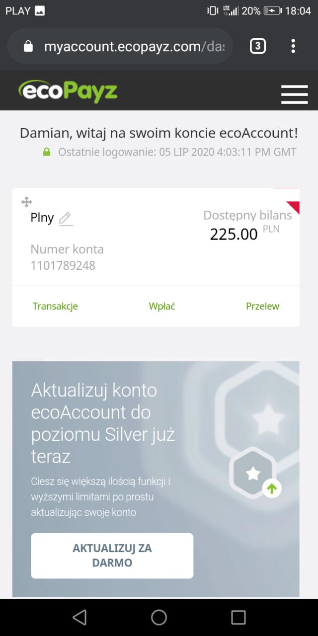 SlottoJAM kasyno wypłaty i weryfikacja Screen14
