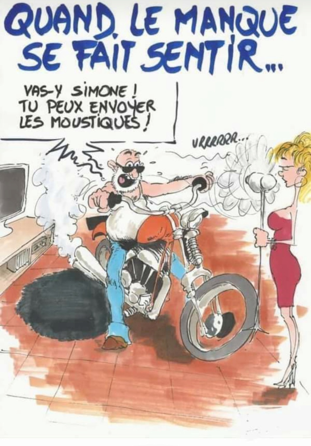 Humour en image du Forum Passion-Harley  ... - Page 5 20210110