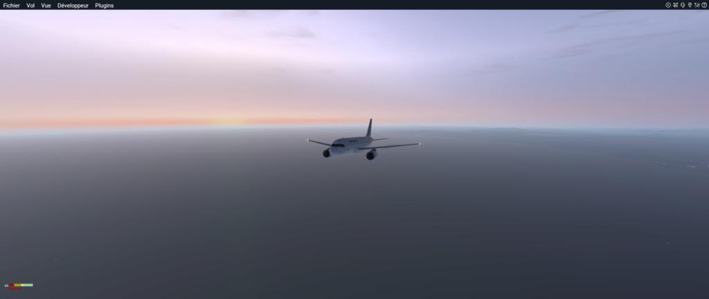 Vol LIRF - LGAV A319_217