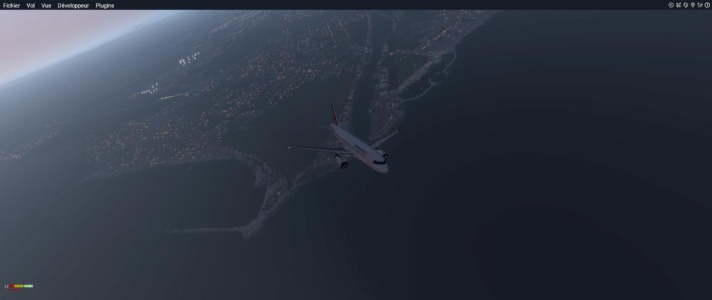 Vol LIRF - LGAV A319_218