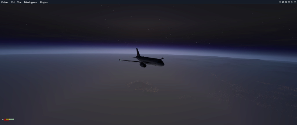 Vol LIRF - LGAV A319_222