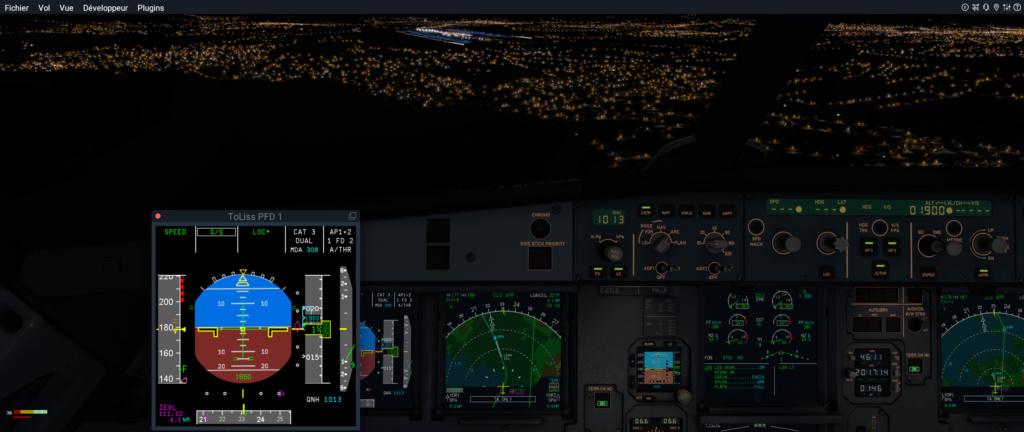 Vol LIRF - LGAV A319_223
