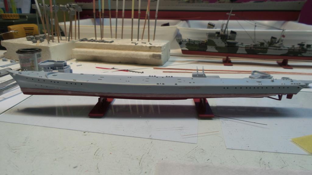 Torpilleur le LORRAIN ex T28 (Kriegsmarine) Réf 81031  20131110