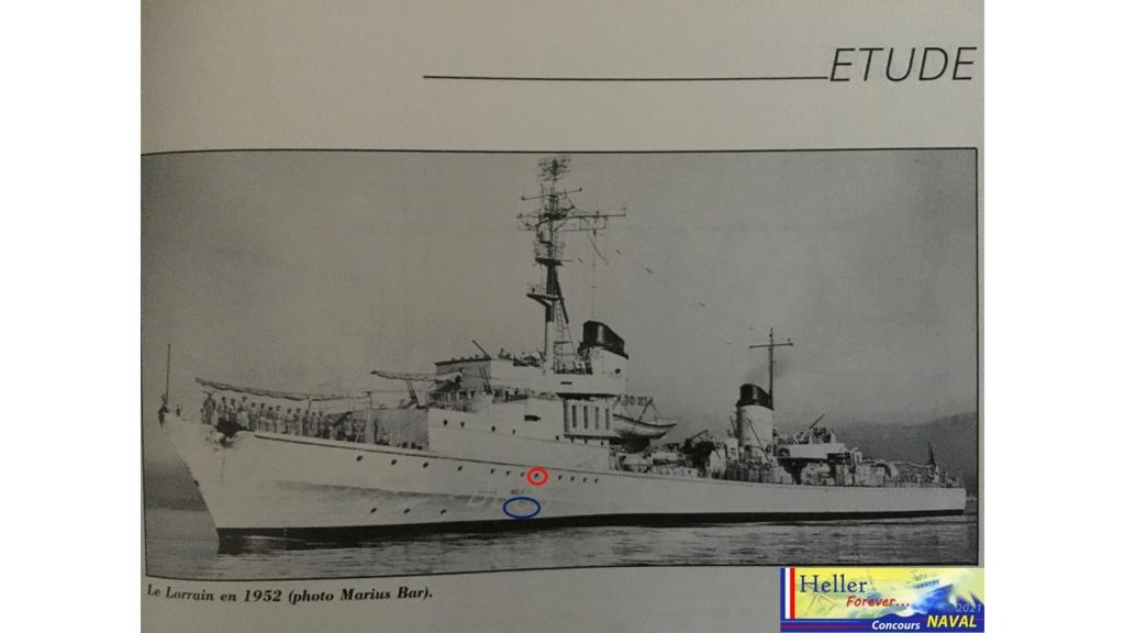 Torpilleur le LORRAIN ex T28 (Kriegsmarine) Réf 81031  20200110