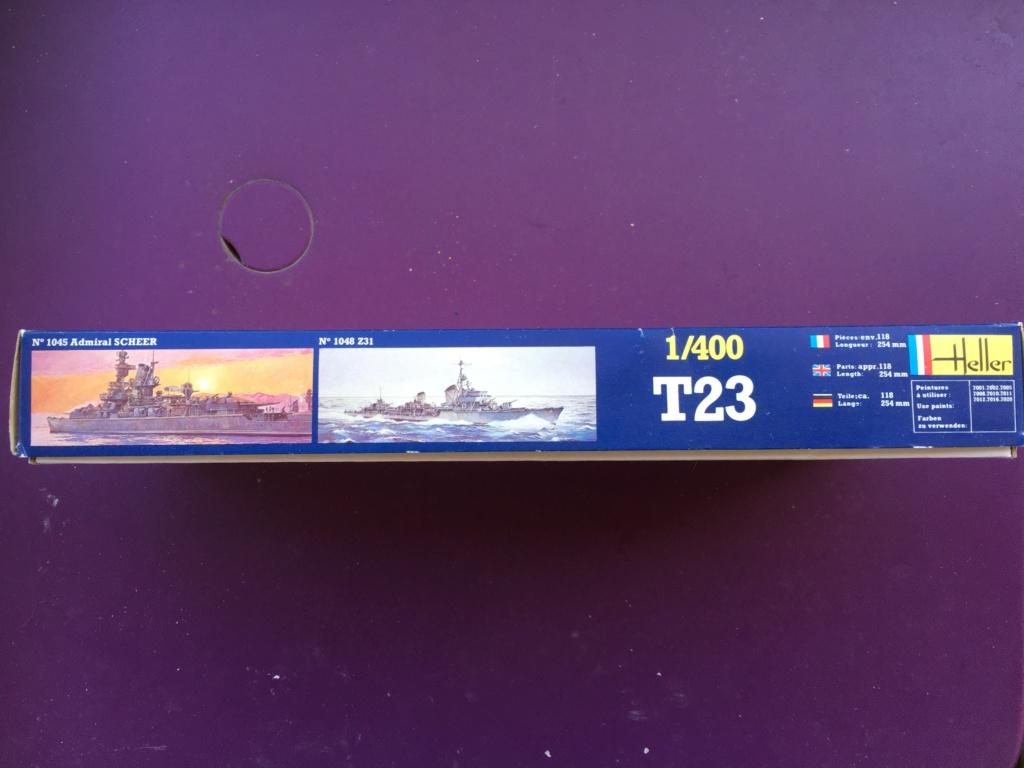 Torpilleur le LORRAIN ex T28 (Kriegsmarine) Réf 81031  6110