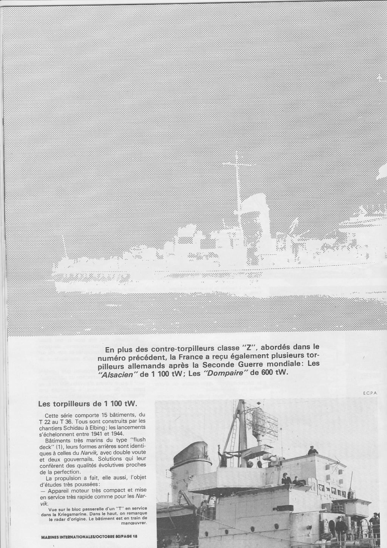 Torpilleur le LORRAIN ex T28 (Kriegsmarine) Réf 81031  Torpil11