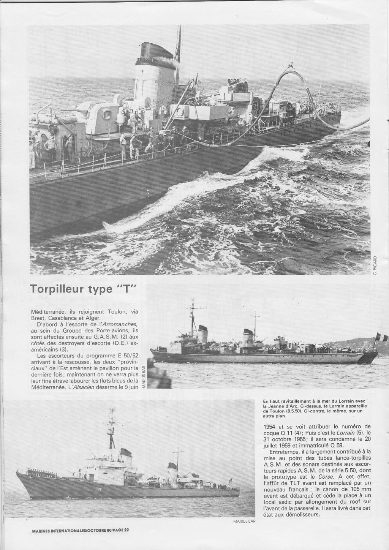 Torpilleur le LORRAIN ex T28 (Kriegsmarine) Réf 81031  Torpil14